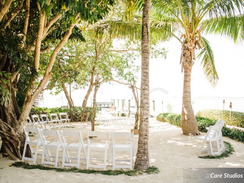 Intimate Florida Keys Wedding Ceremony