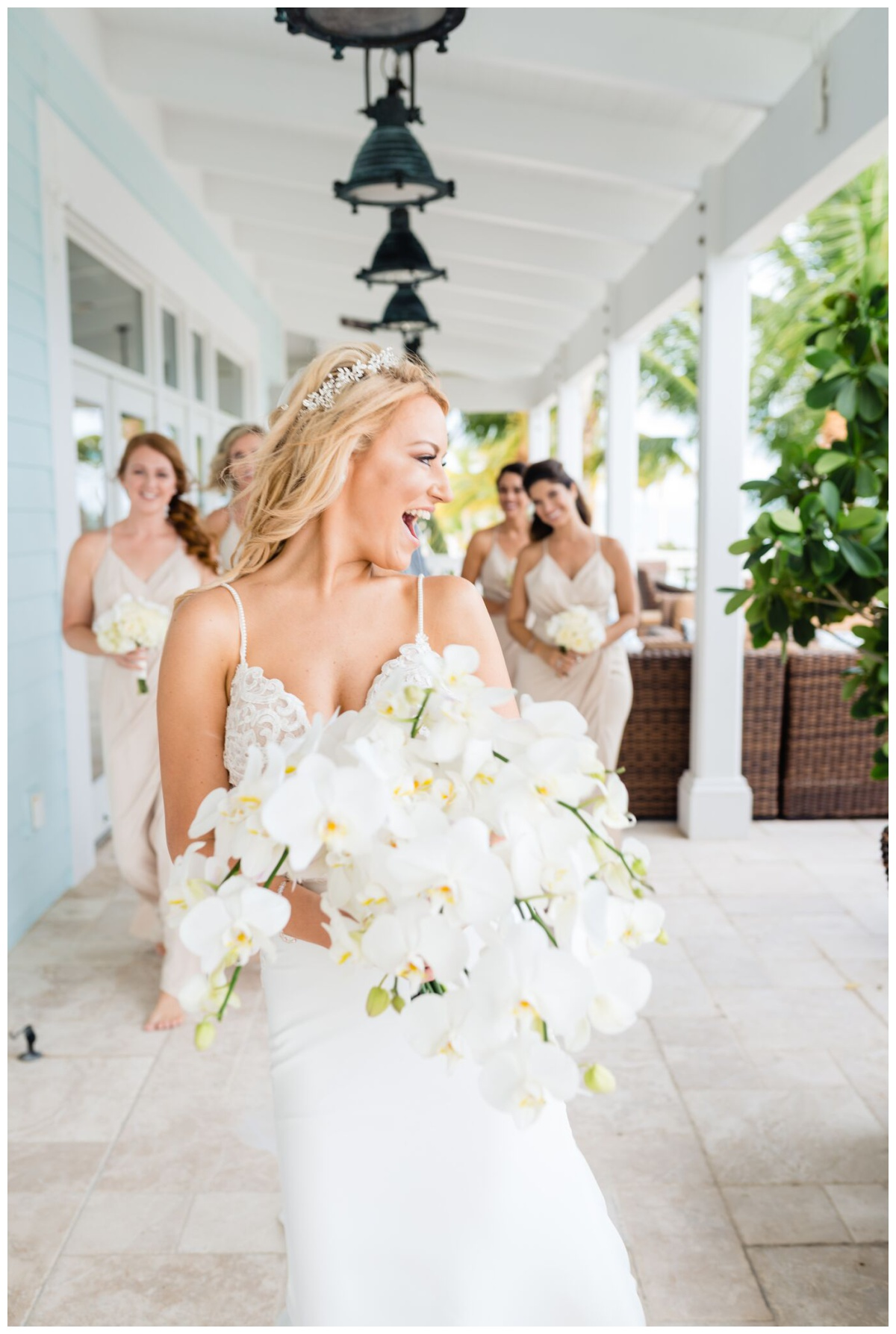 The Caribbean Resort wedding