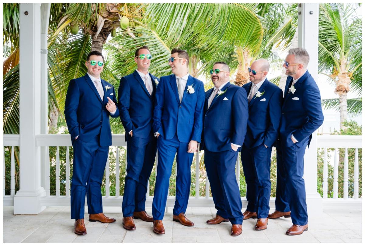 The Caribbean Resort wedding