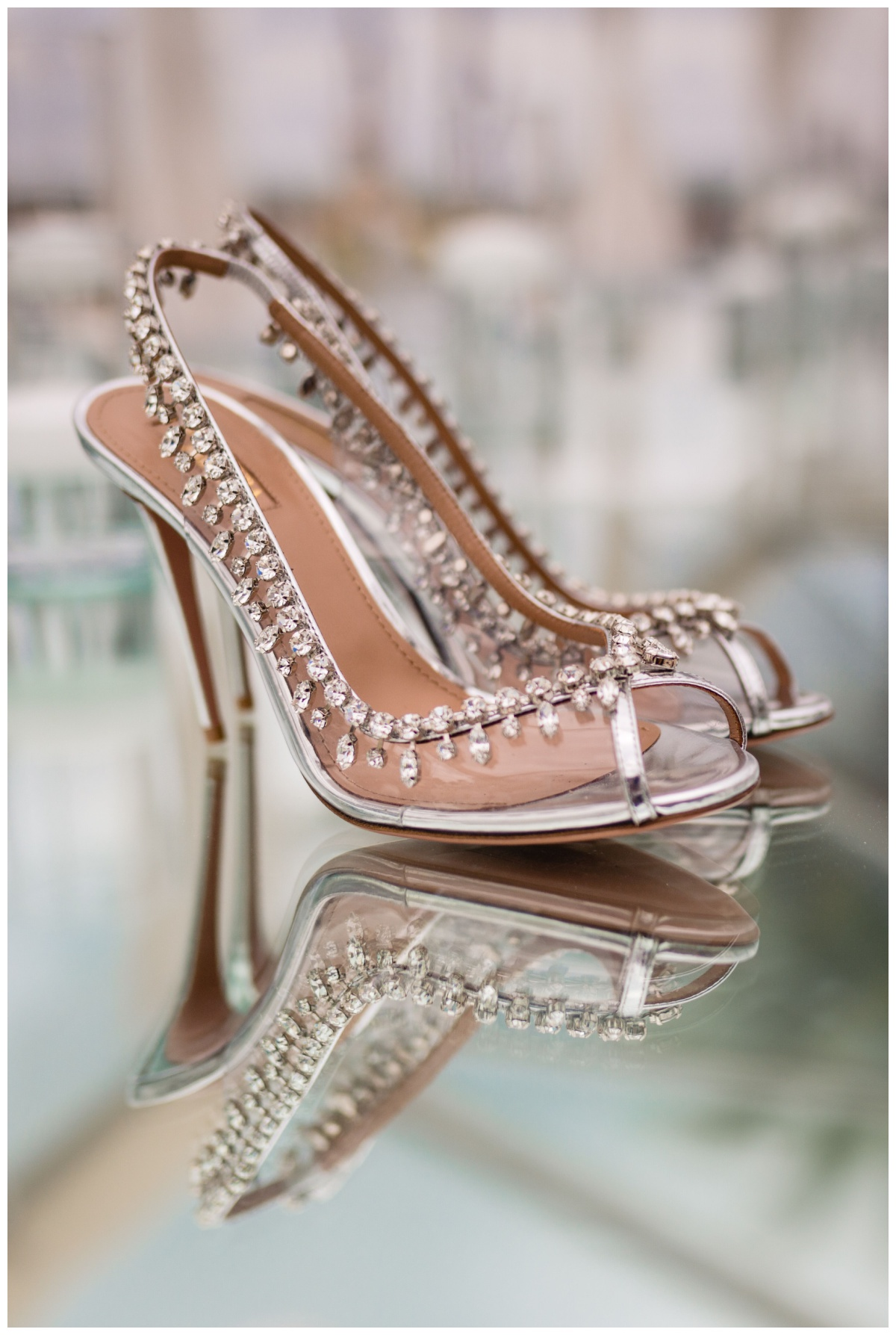 Florida Keys wedding shoes