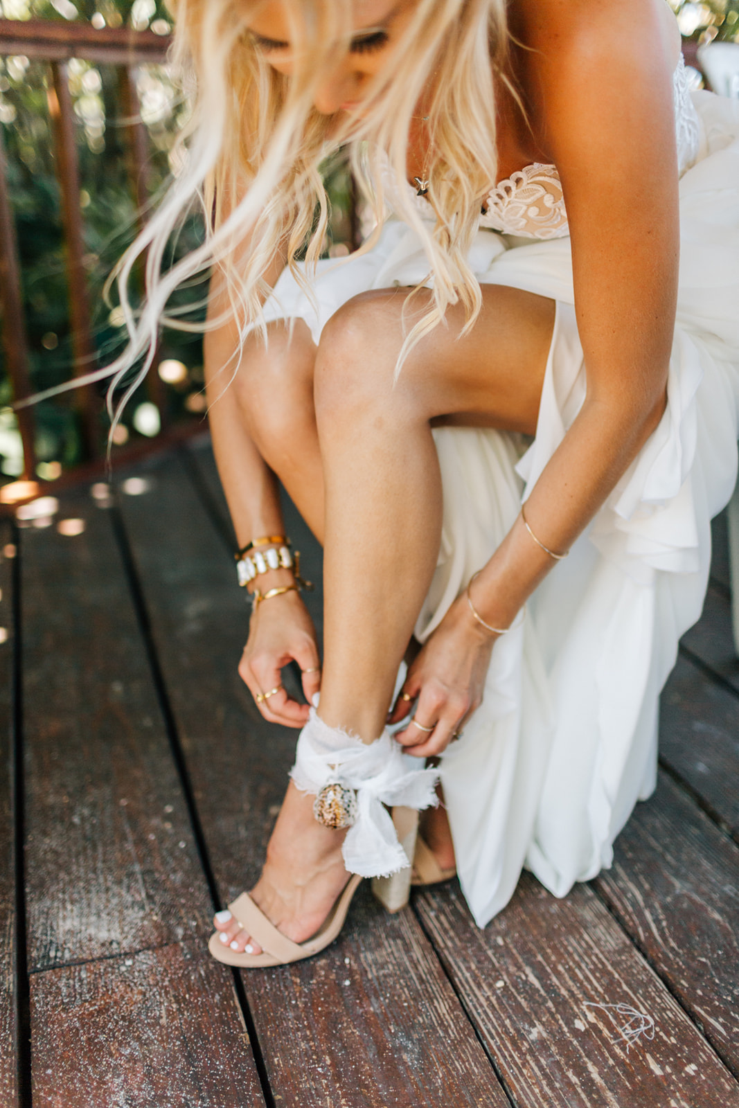 Florida Keys bride