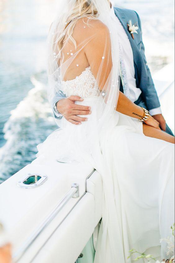 Florida wedding accessories