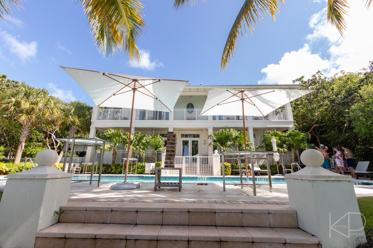 Florida Keys micro wedding venue