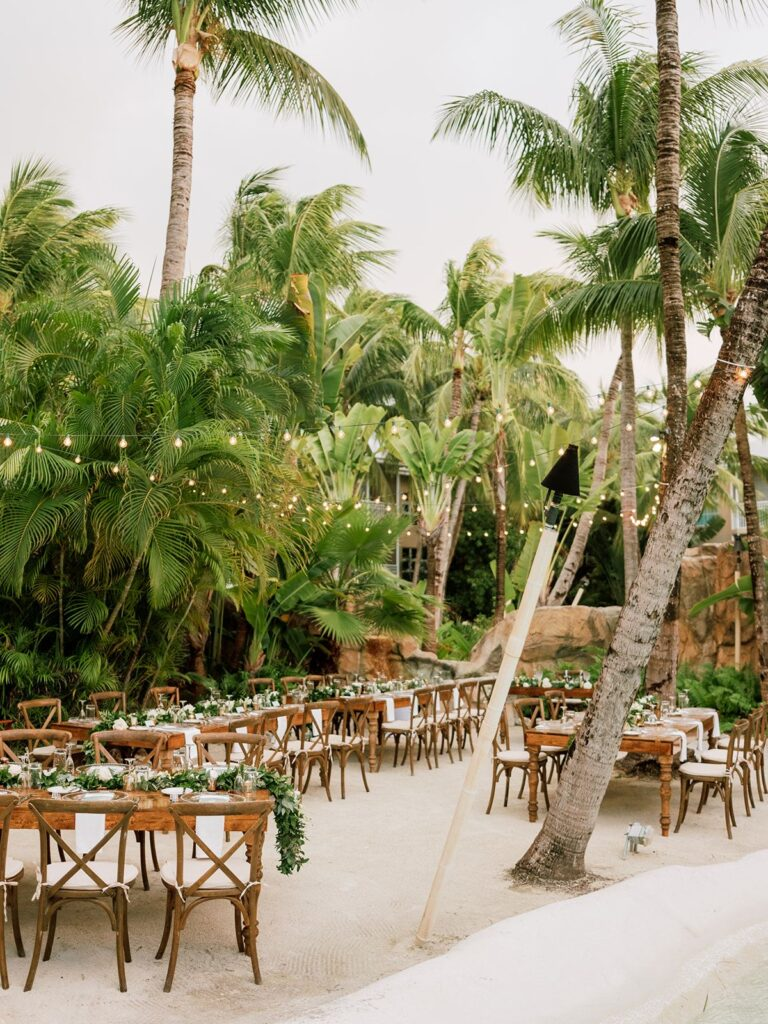 Florida Keys micro wedding