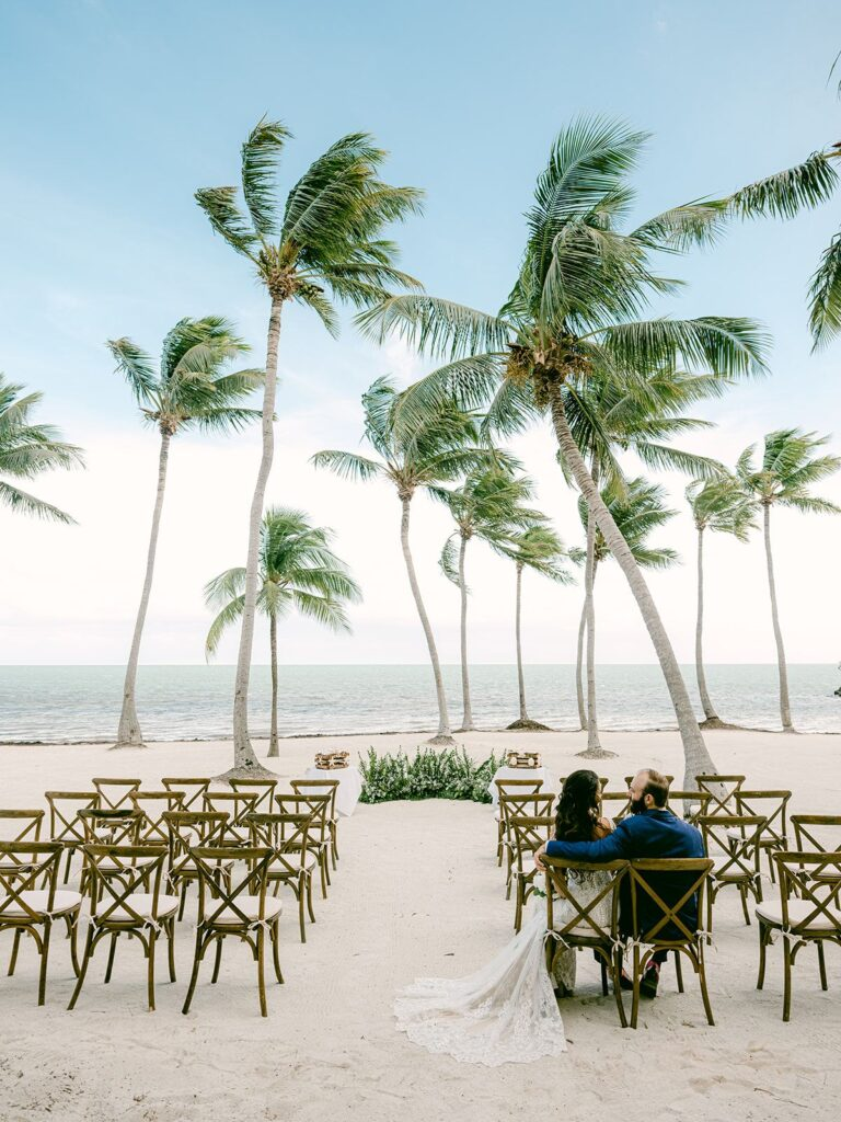 Florida Keys micro wedding