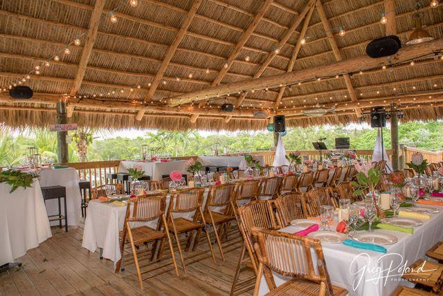 Angler House Marina wedding